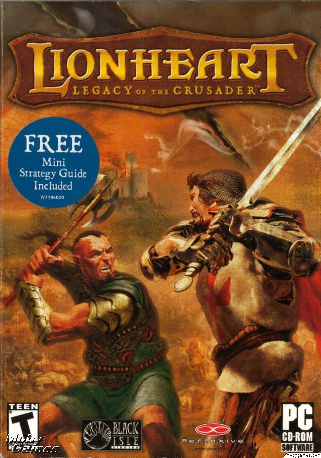Lionheart: Legacy of Crusader picture or screenshot