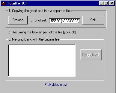 TotalFix picture or screenshot