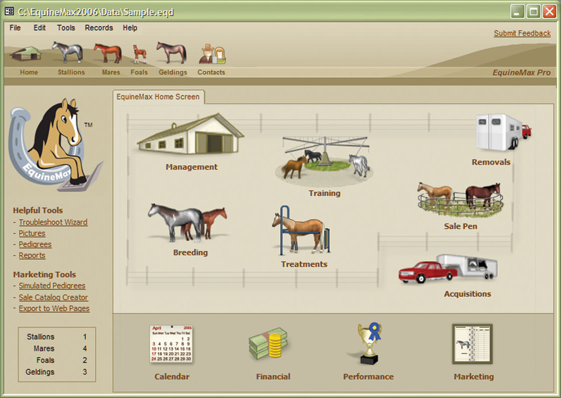 EquineMax picture or screenshot