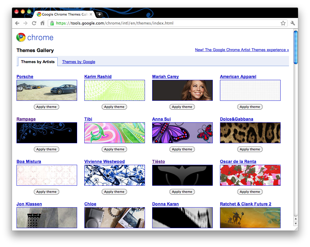 Thesis theme google custom search