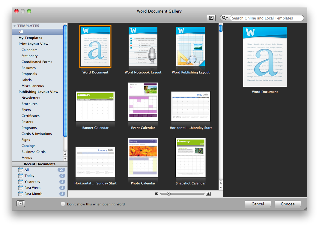 Office 2011 For Mac Review
