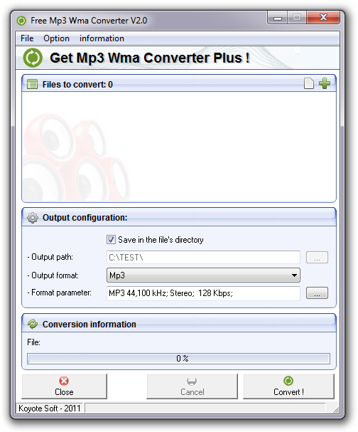 cdn koyote soft free mp3 wma converter setup
