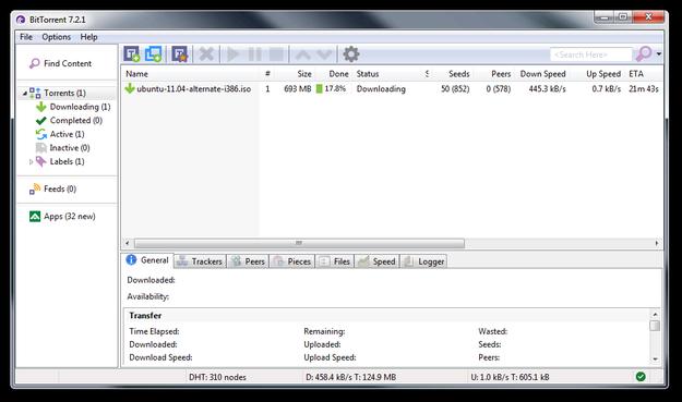 bittorrent download windows xp free