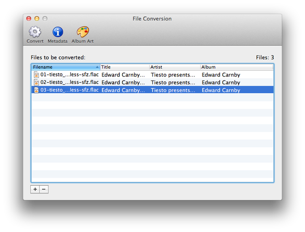 how to use winamp to convert flac files