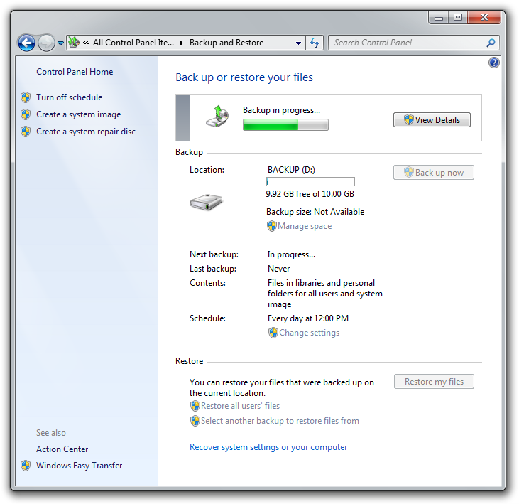 how to change time machine backup frequency