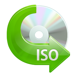 ISO file type icon