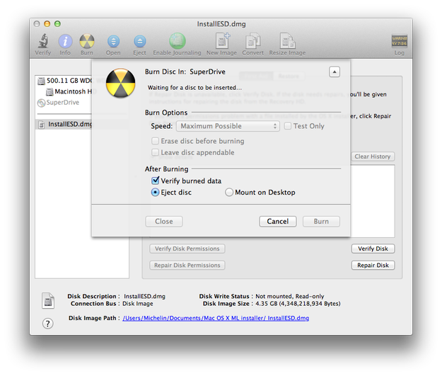 Burn Iso To Usb Mac Download