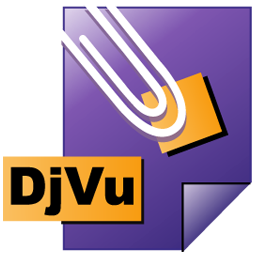 file extension djvu