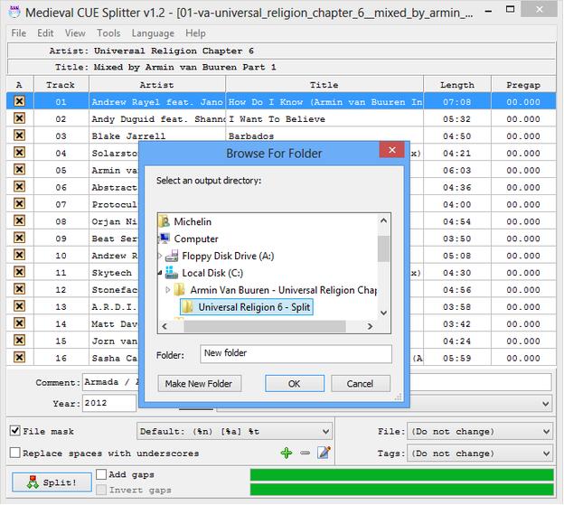Cue File Opener
