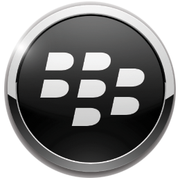 Blackberry icon.