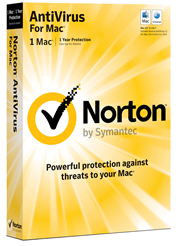 Norton AntiVirus for Mac.