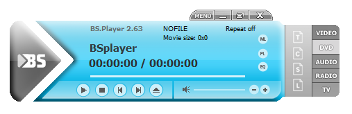 BS.player media player