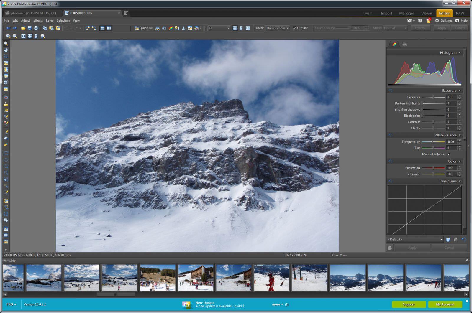 Verbessern Sie Zoner Photo Studio mit Plug-Ins Fotografieren Zoner photo studio plugins