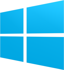 Windows 8.1 Blue Logo