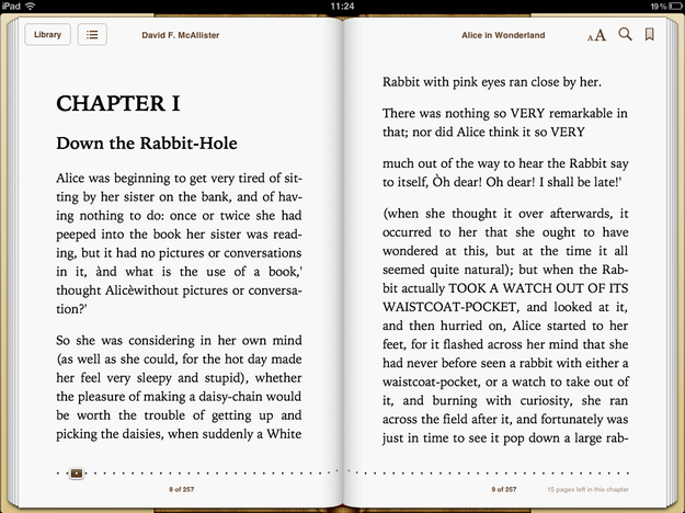 why epub format is better than pdf for ibooks
