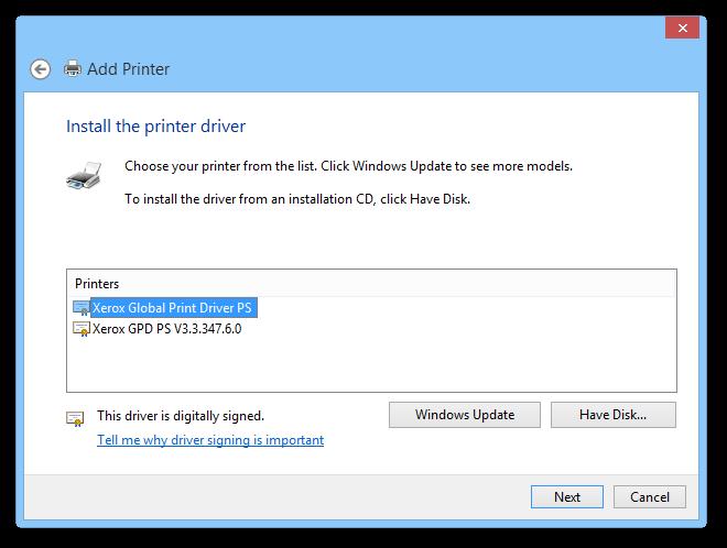 windows 7 install pdf printer