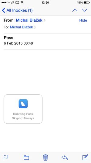 Passbook is compatible with iPhone 3gs, iPhone 4, iPhone 4S, iPhone 5 and iPod Touch. So, what is Passbook? Passbook is the digital, location and time aware manager for all your boarding passes, loyalty cards, retail coupons, movie tickets, and more.