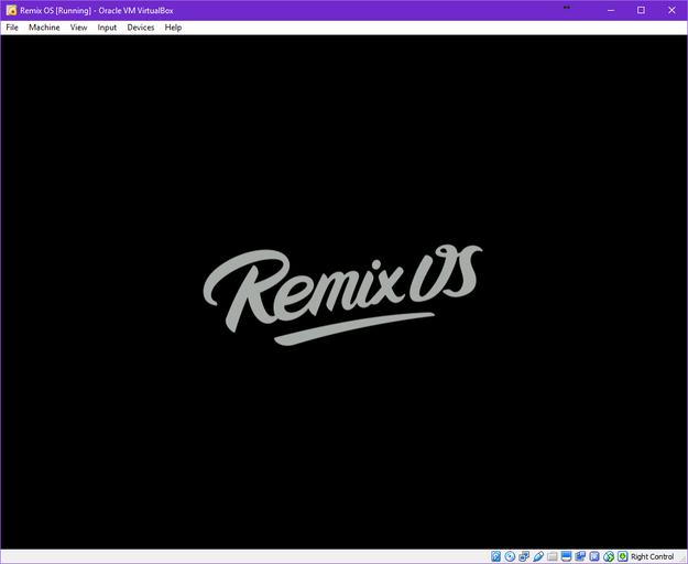 Remix OS boot logo