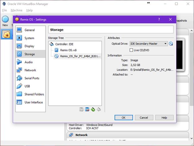 android virtual machine virtualbox download