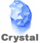 Crystal Reality LLC. logo