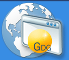 G.D.G. Software logo