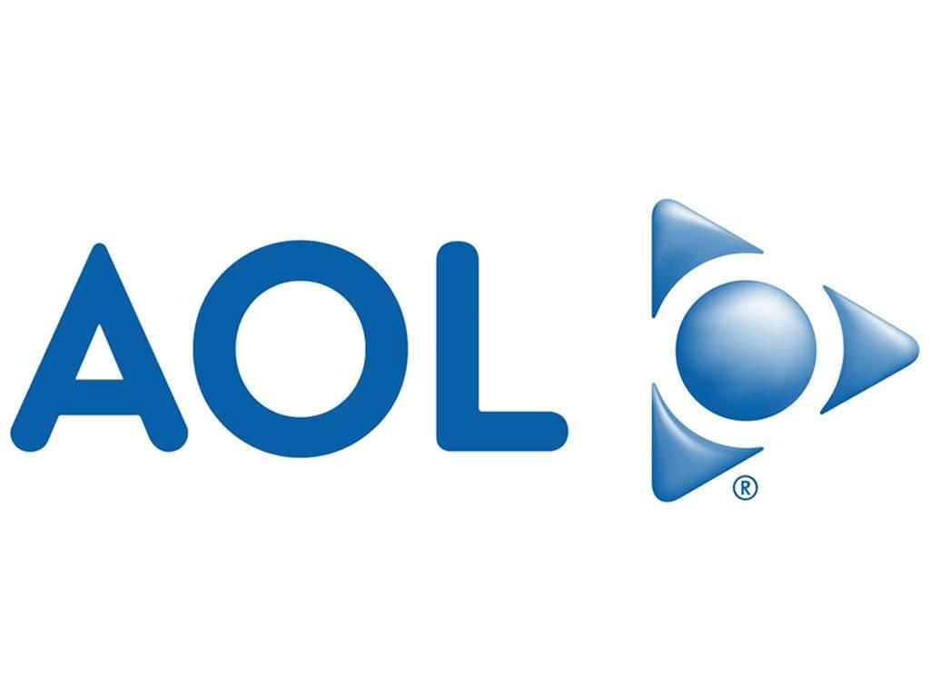 America Online, Inc. logo