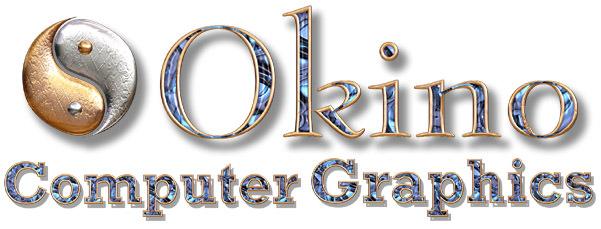 Okino Computer Graphics logo