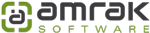 Amrak Software logo