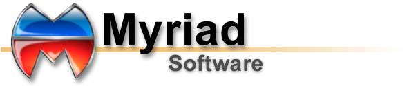 Myriad Software logo